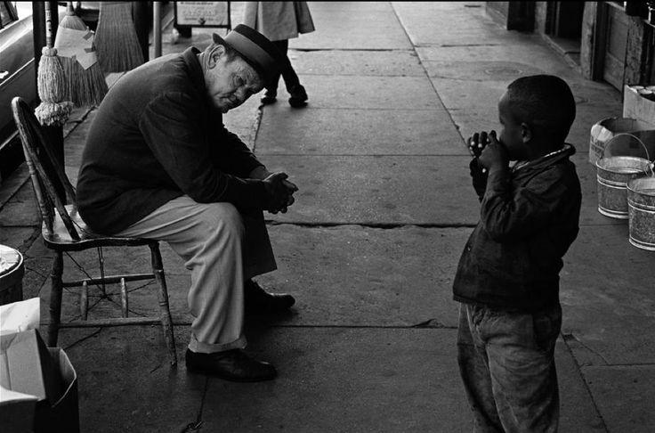 Leonard Freed   New Orleans   1963