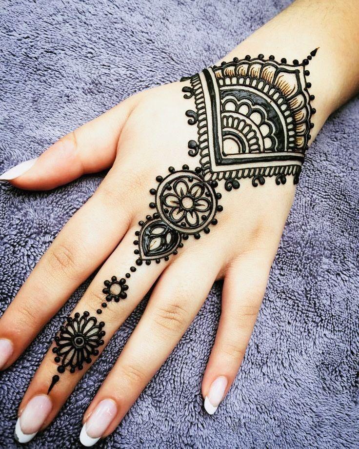 Pin By Fariha On Mehndi Henna Tattoo Designs Henna Designs