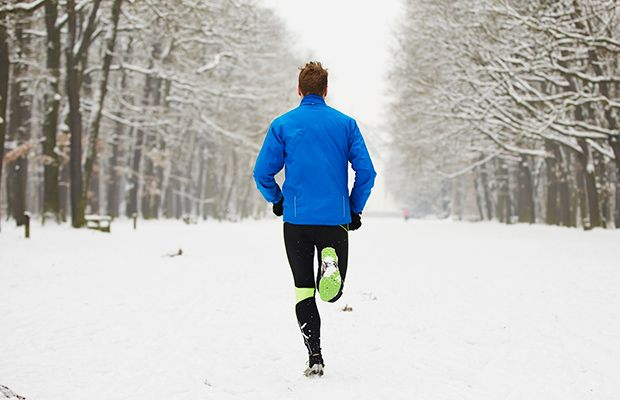 Your go-to guide for winter running.