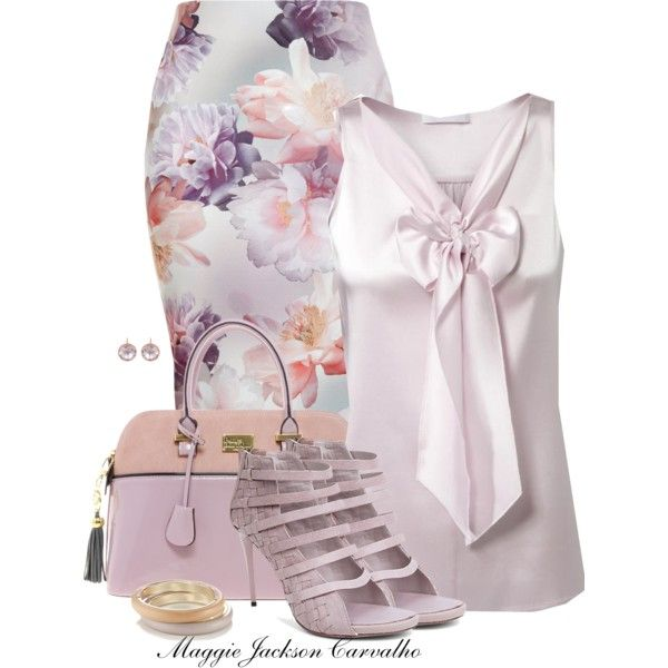 • Floral Spring • by maggie-jackson-carvalho on Polyvore featuring New Look, Paul's Boutique, Monsoon and Larkspur & Hawk