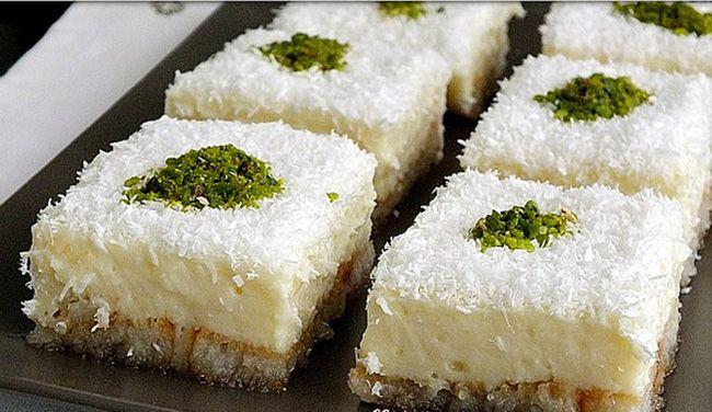 Etimek Tatlısı Tarifi - Şerbetli Tatlı Tarifleri - Nefis Pratik Yemek Tarifleri