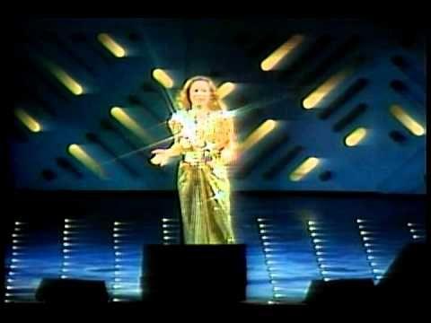 Festival de Viña 1986, Paloma San Basilio, Por que me abandonaste