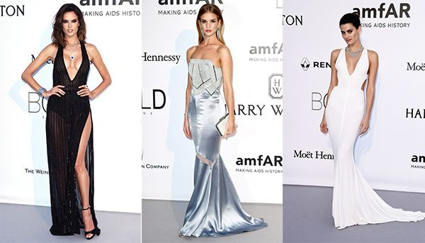 Cannes Film Festivali - amfAR Galası - Hep Moda Magazin
