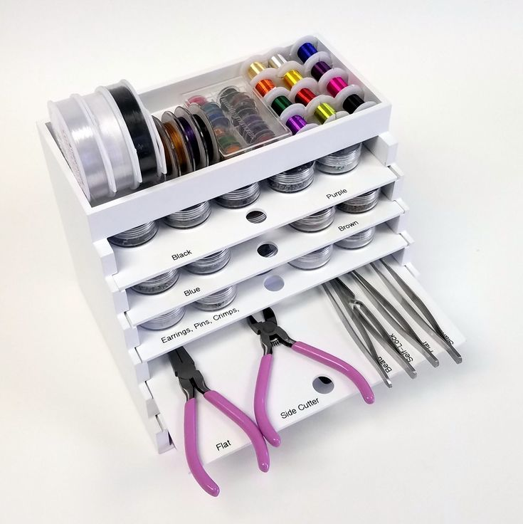 91 best deskmaid images on pinterest craft rooms for Best jewelry making supplies