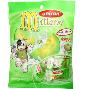 Unican Mikita Melon Milk Candy from Japan