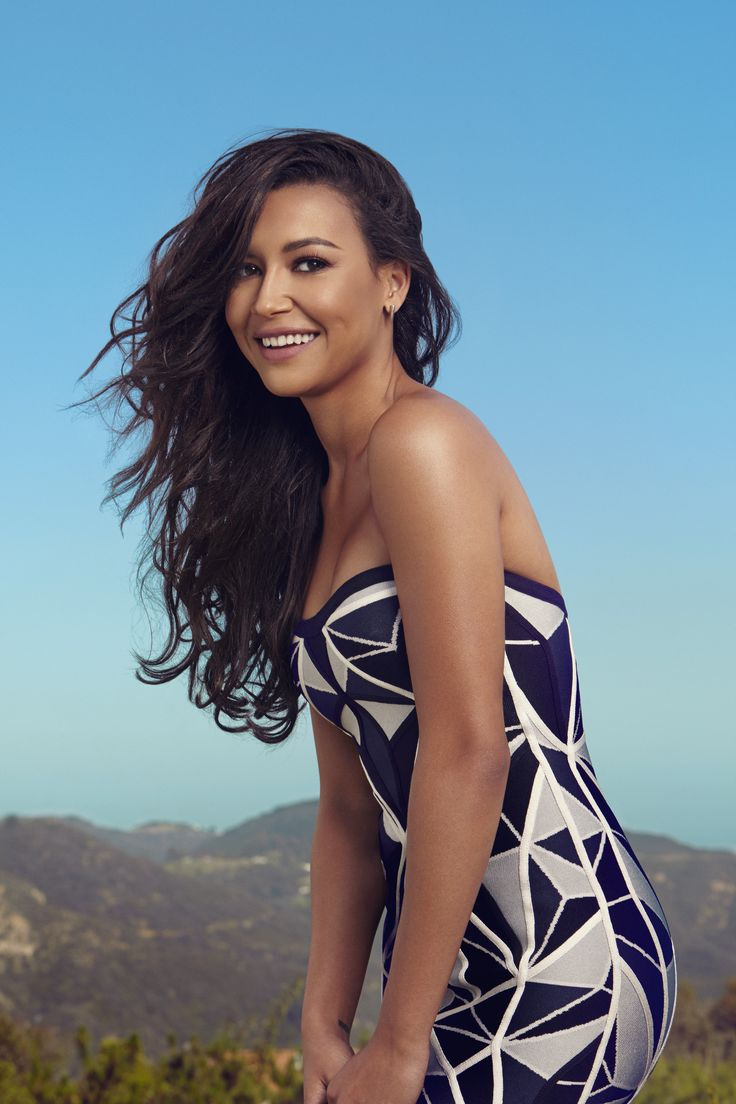 That dress though Celebrity Naya Rivera