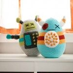 Carey Huffman's Baddies amigurumi (free pattern): Crochet Toys, Free Crochet, Baddies Amigurumi, Crochet Amigurumi, Carey Huffman, Free Patterns, Crochet Patterns, Amigurumi Patterns
