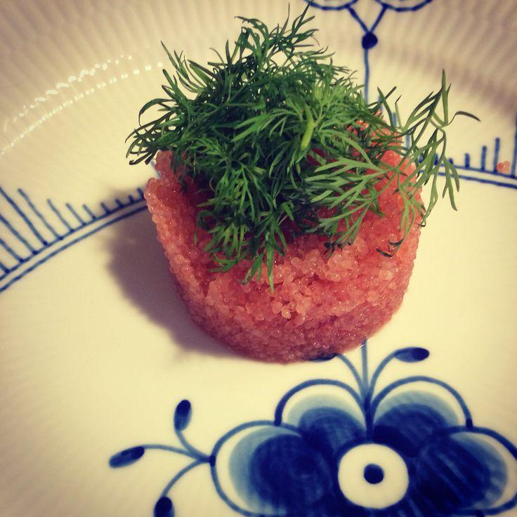 Lumpfish caviar