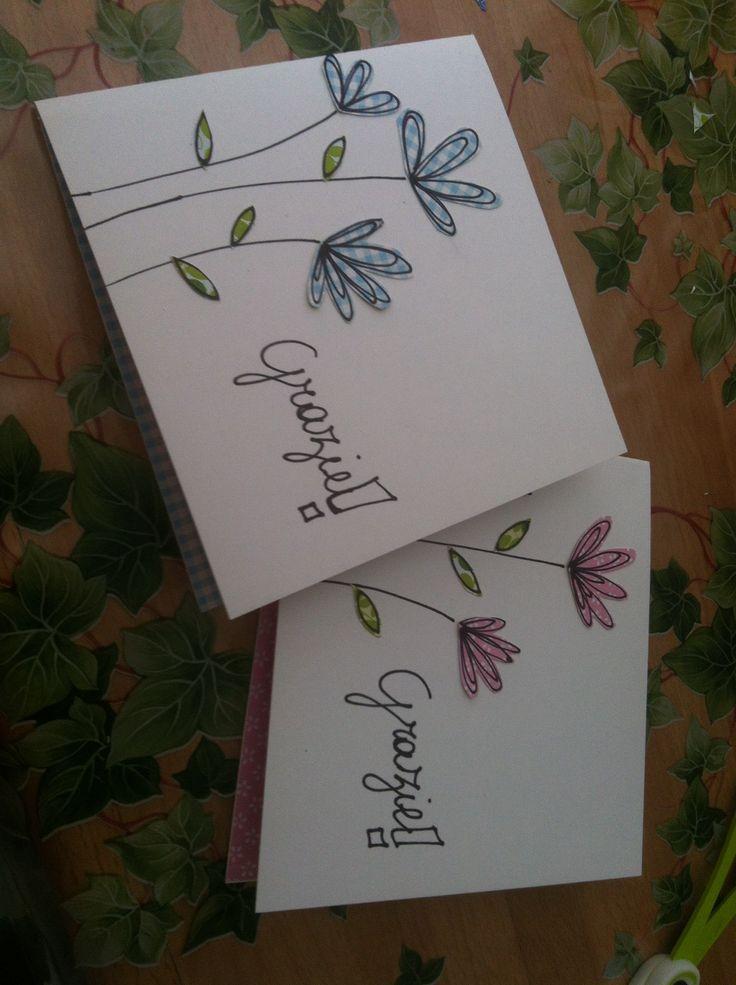 Card #b-day #scrap #thankyou