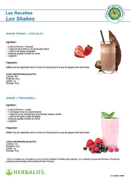 Les 25 meilleures id es de la cat gorie herbalife shake recettes sur pinterest herbalife et - Surveiller votre poids gratuit ...