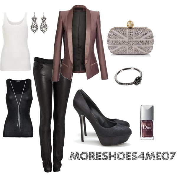 Club Outfit, created by moreshoes4me07.polyvore.com - That's me...Tonia G!!!