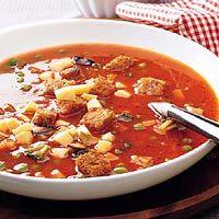 Recept - Winterse groentesoep - Allerhande