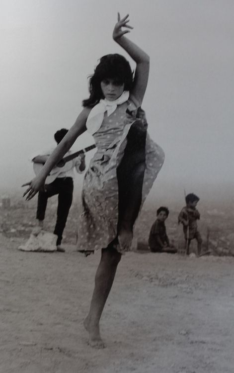 Xavier Miserachs: Antoñita La Singla. Barcelona, 1962