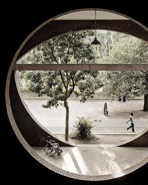 DHK. Suhrawardy Hospital 01 | Flickr – Condivisione di foto! just love it Louis Kahn