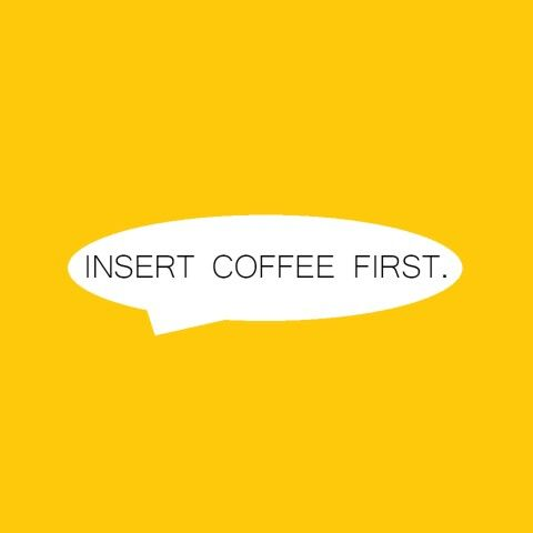 #ok, but #first #coffee.. ☕