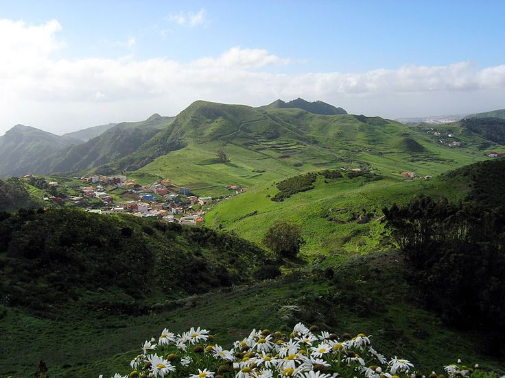 Tenerife - some facts - http://canaryislands.hot-travels.com/tenerife/