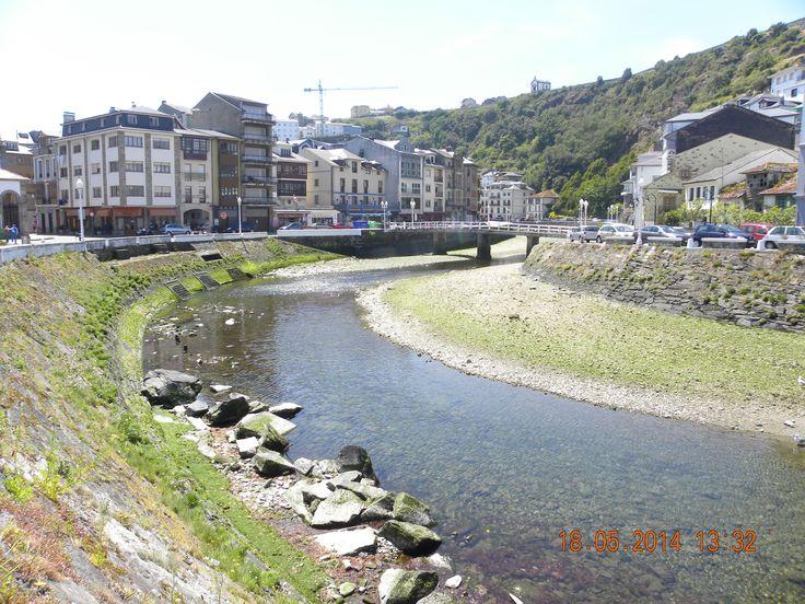 Luarca, Rio Negro, Asturias
