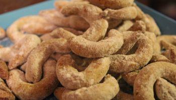 Vánoční speciál: Bezlepkové ořechové rohlíčky
