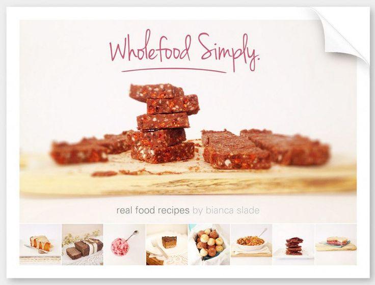 Real Food Recipes E-Book