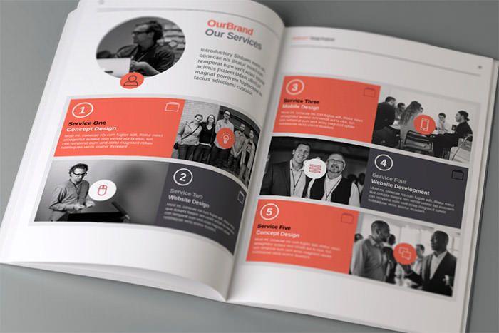 Beautiful Annual Report Designs