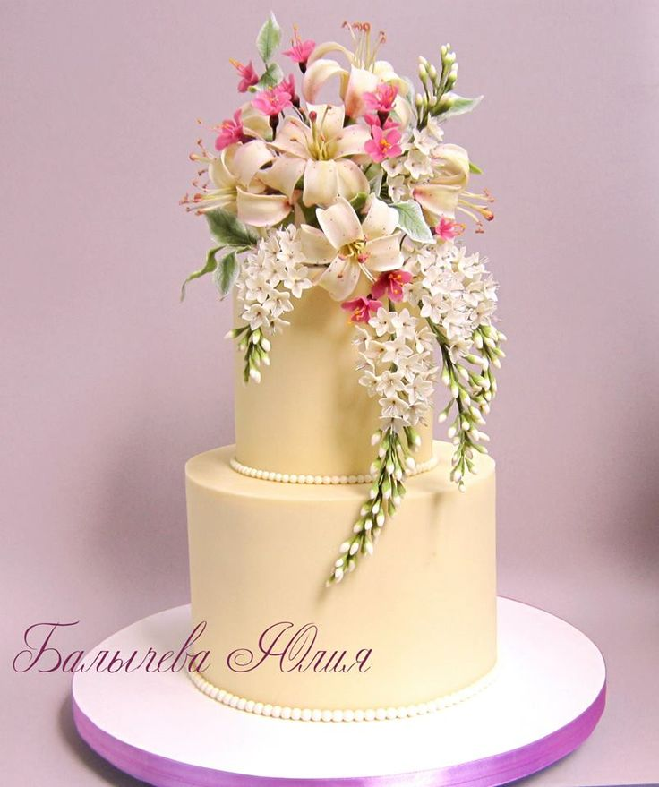 amazing wedding cakes with flowers 17 best images about wedding cakes with flowers 2 on 10736