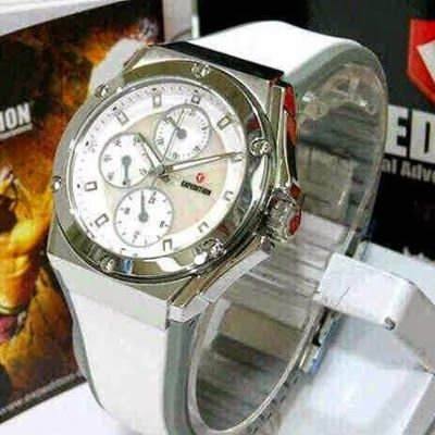 Jam Tangan Expedition E-6391 Silver White RP 825,000 | BB : 21F3BA2F | SMS :083878312537