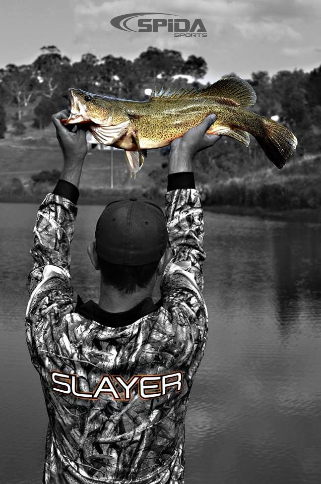 Fantastic catch, made better with a brilliant fishing shirt.  http://promocorner.com.au/sublimated-fishing-shirts/