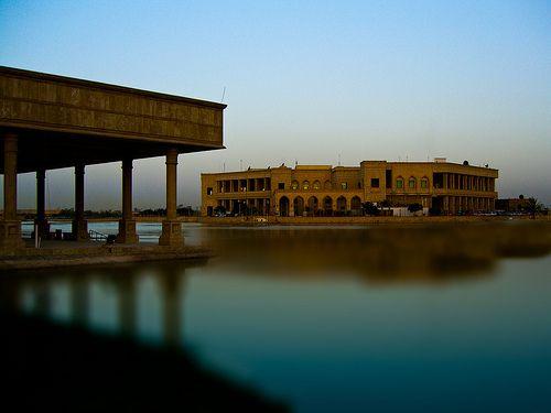 essay about iraq
