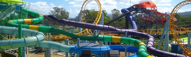 White Water World pays heats up its rides and water slides, delivering exhilarating excitement for all ages. Whitewater World is the only water park where you can enjoy all four of the best water slides in the world!