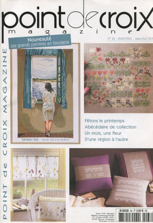Point de Croix magazine No. 66