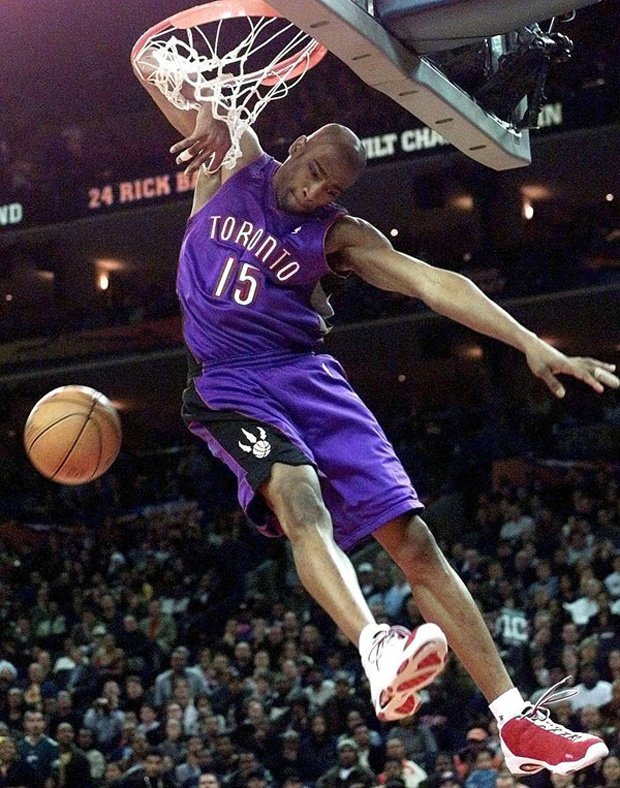 Vince Carter - 2000 dunk contest