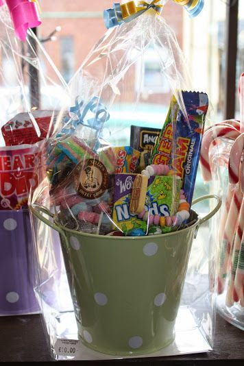 Easter Hamper Bucket