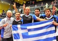 The mens' Greek table tennis team won the silver medal at the Liebherr 2013 European Championships Final that took place in Schwechat, Austria on October 5. After beating Portugal, Panagiotis Gionis scored the only victory against Germany's Patrick Baum. With its first ever medal in a European Championship the team brought this so far unpopular sport into play and confirmed its status as an international force.