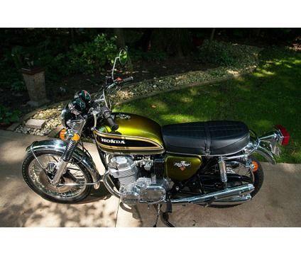 1973 Honda CB750 K3 is a 1973 Honda CB CB750 Classic Motorcycle in Birmingham AL