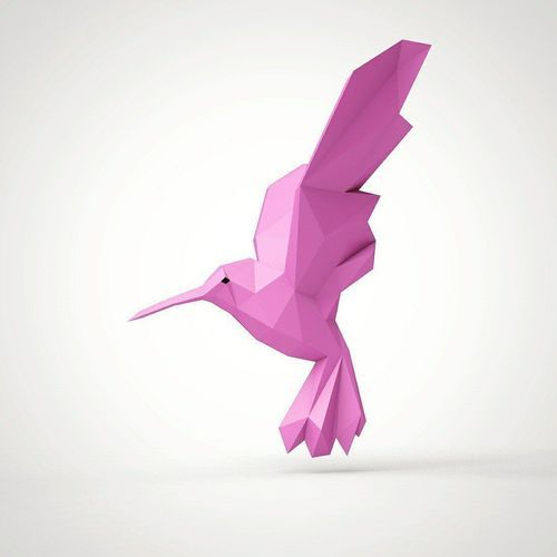 Hummingbird | 3D Print Model