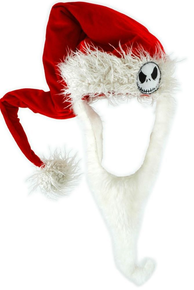 nightmare before christmas jack skellington beanie winter cap knit
