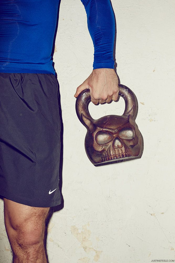 I want this Kettlebell. Badly.