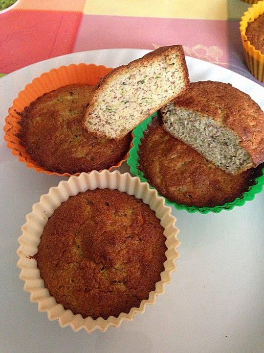 Low Carb Mandel-Zucchini Kuchen