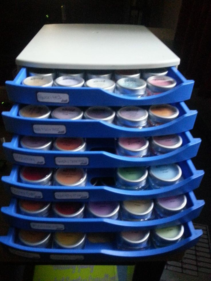 Scentsy Party Tester Organization Paper Sorter Https