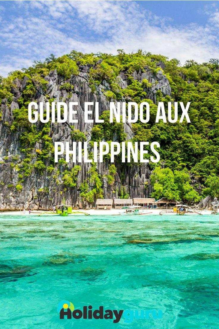 Guide de voyage : El Nido aux Philippines