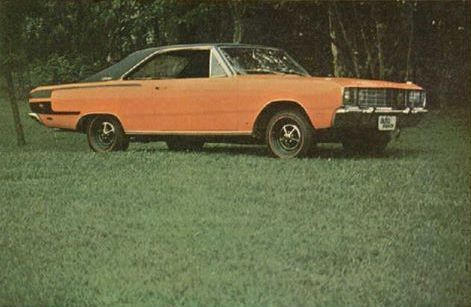 1971 Dodge Charger R/T - Brasil