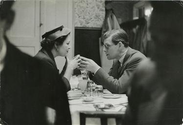 Brian Brake, Cafe, London