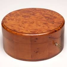 round wood boxes - Google Search