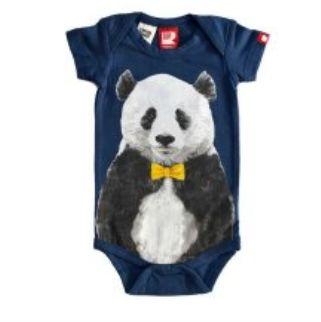 Rock Your Baby Zhu Panda Onesie