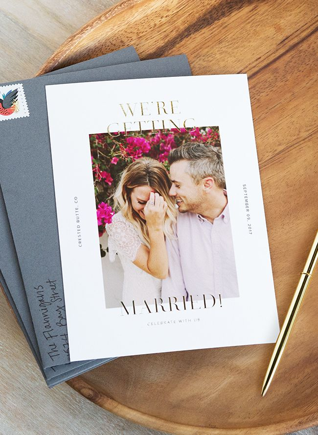 How To Achieve Cohesive Wedding Stationery with Artifact Uprising