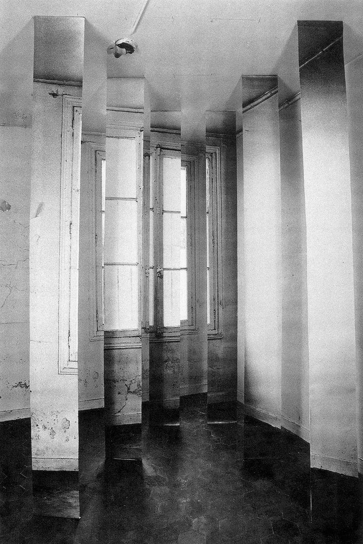 Patrick Tosani, Atelier Windows, 1980