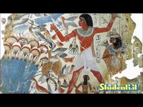 Cos'è l'arte egizia - [Appunti Video] - YouTube