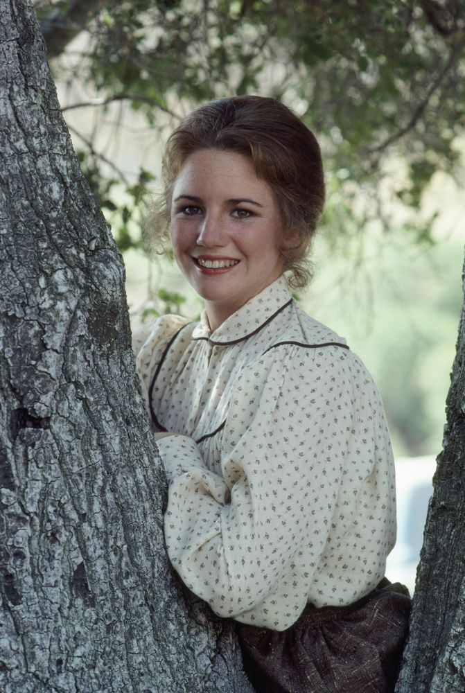 51 best images about melissa gilbert on pinterest for Laura ingalls wilder wedding dress