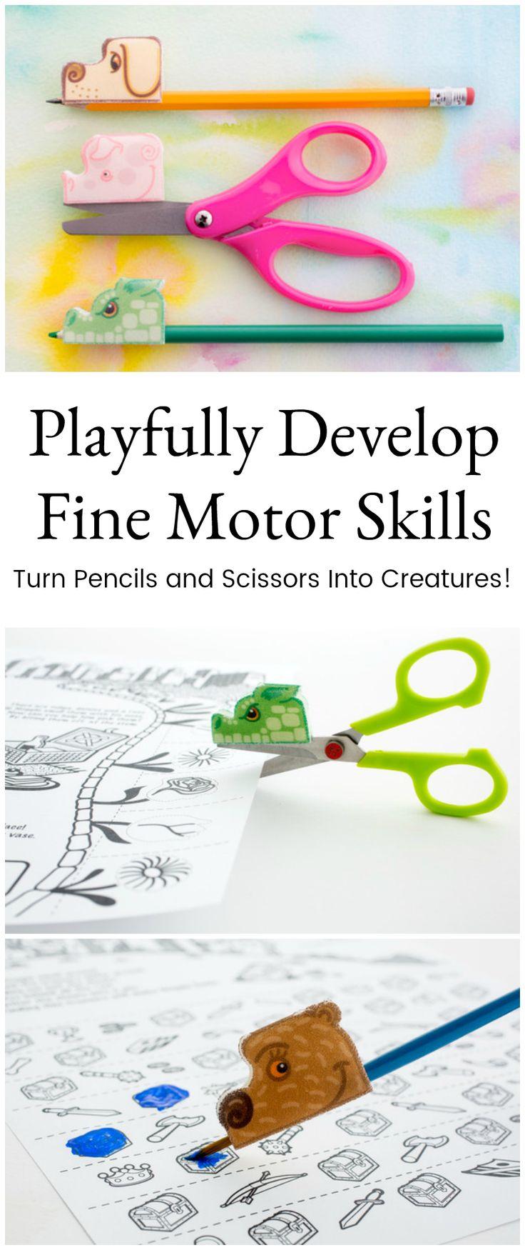 Fun Preschool Activities That Develop Fine Motor Skills ...