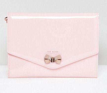 Ted Baker Pink Envelope    eBay